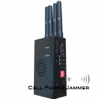 High Power Handheld GPS and Mobile Phone Jammer(3G GSM CDMA DCS PCS) [CMPJ00089]