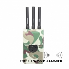 Advanced Portable GPS Signal Jammer - 15 Meters [CMPJ00082]