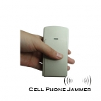 Mini Portable GPS Jammer GPS L1 L2 with Built - in Antenna - 10 Meters [CMPJ00078]