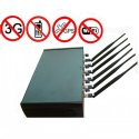 6 Antenna Adjustable High Power GPS Wifi Mobile Phone Jammer [CMPJ00127]