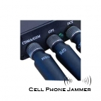 Portable GPS Cell Phone Signal Blocker Jammer - 10 Meters [CMPJ00094]