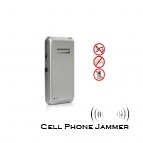 Cellphone Style Mini Mobile Phone + GPS Signal Jammer [CMPJ00093]