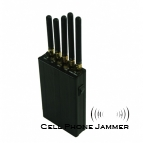 Wifi + GPS + Cellular Phone Signal Jammer [CMPJ00122]
