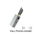 Portable GPS + Cellphone Jammer - 20 Meters [CMPJ00097]